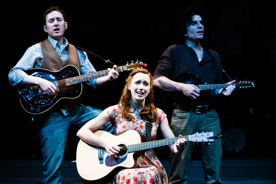 Woody Guthrie's American Song - Mike Rosengarten, Janice Landry, Adrew Ross Crow