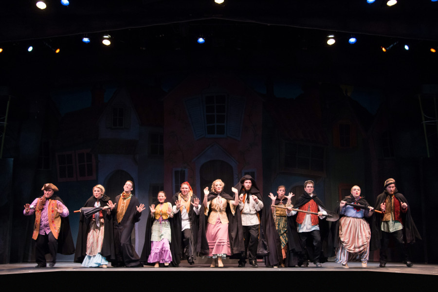 Young Frankenstein - Ensemble