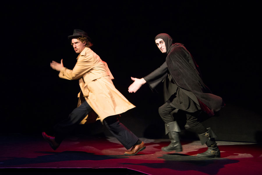 Young Frankenstein - Matthew Crowle, Brett Figel