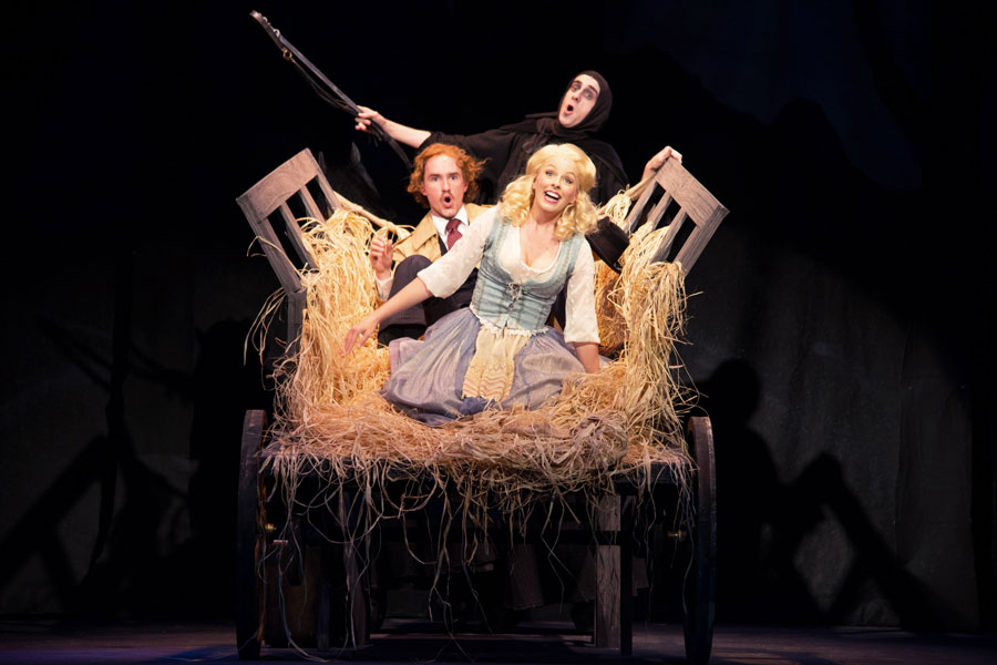 Young Frankenstein - Matthew Crowle, Ashley McKay, Brett Figel