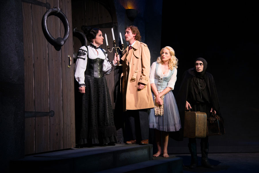 Young Frankenstein - Kathryn Markey, Matthew Crowle, Ashley McKay, Brett Figel