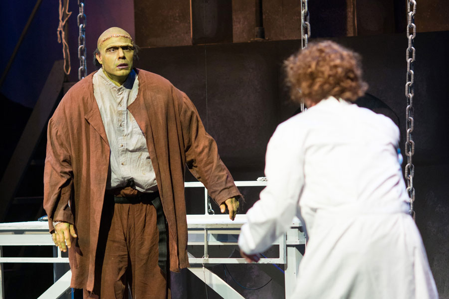 Young Frankenstein - Christian Kohn, Matthew Crowle