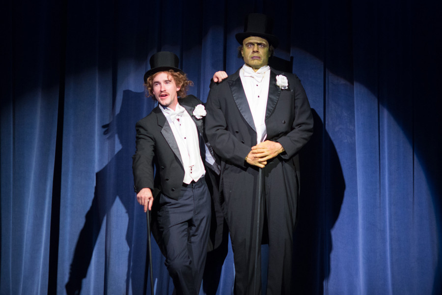 Young Frankenstein - Matthew Crowle, Christian Kohn