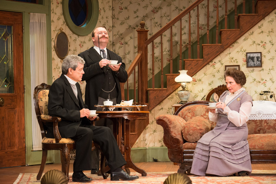 Arsenic and Old Lace - Frank Kehoe, Scott Cote, Sarah Carleton