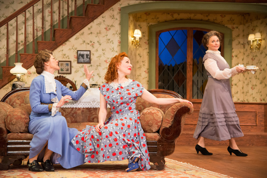 Arsenic and Old Lace - Brenda Pitmon, Amanda Ryan Paige, Sarah Carleton,