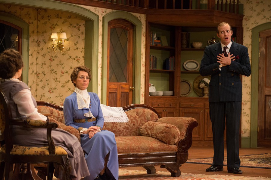 Arsenic and Old Lace - Sarah Carleton, Brenda Pitmon, Zac Hoogendyk