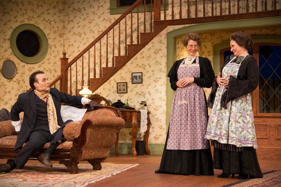 Arsenic and Old Lace - Christian Kohn, Brenda Pitmon, Sarah Carleton