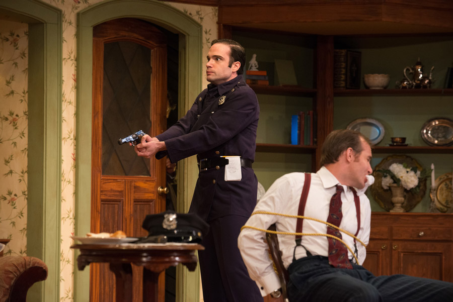 Arsenic and Old Lace - Justin Quackenbush, Zac Hoogendyk