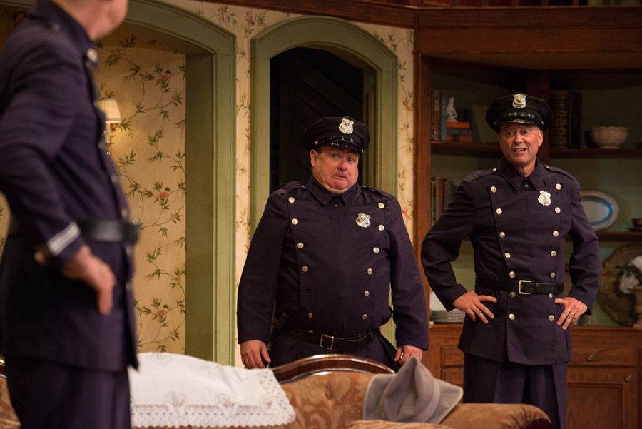 Arsenic and Old Lace - Adam Cunningham, David Harcourt