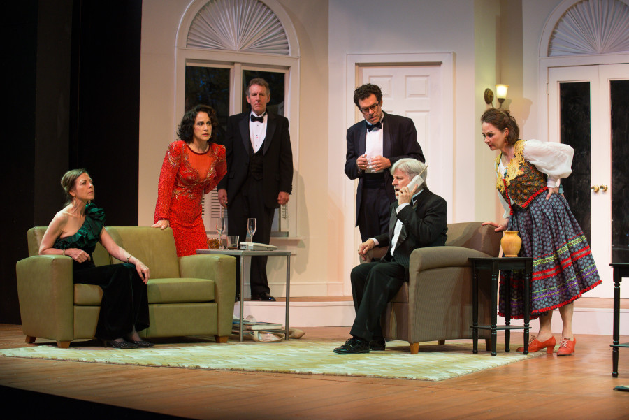 Rumors - Brenda Pitmon, Kathryn Markey, Bill Carmichael, Craig Wells, Chip Phillips, Sarah Carleton