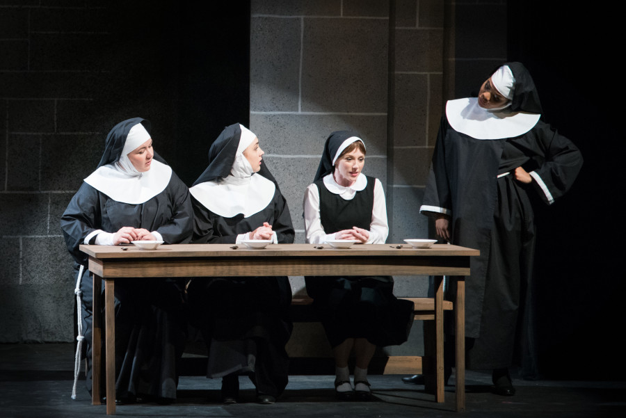 Sister Act - Sarah Michelle Cuc, Kaity McSalis, Lilly Tobin, Brit West